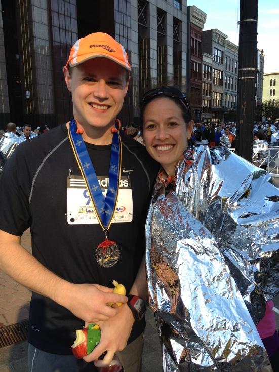Louisville Sports Commission Half-Marathon (November 2011)