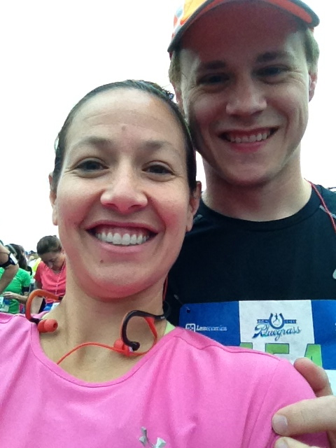 Run the Bluegrass Half-Marathon (April 2012)