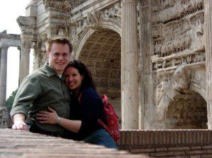 Rome, Italy 2005